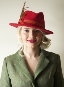 Laura Leigh Hairdressers in Cheltenham helping you look your best at Ladies day