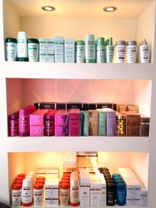 Loreal Professional and Kerastase products available at Laura Leigh Hairdressers in Cheltenham