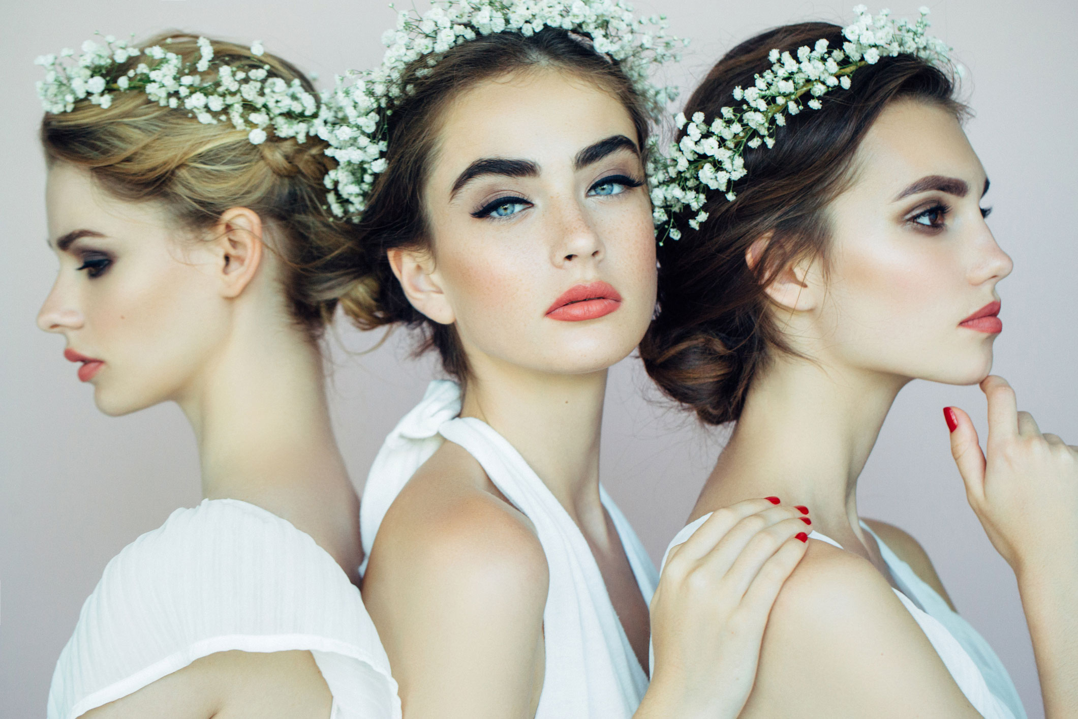 Bridal Hair & Makeup Cheltenham | Laura Leigh Hairdressing